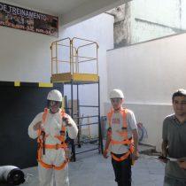 Treinamento de Capacitação e Supervisão em Espaços Confinado NR 33 05