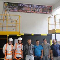 Treinamento de Capacitação e Supervisão em Espaços Confinado NR 33 08
