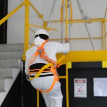 Treinamento de Capacitação e Supervisão em Espaços Confinado NR 33 11