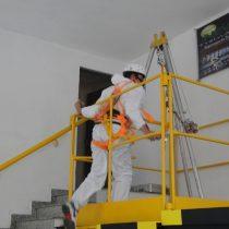Treinamento de Capacitação e Supervisão em Espaços Confinado NR 33 13