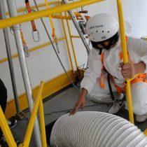 Treinamento de Capacitação e Supervisão em Espaços Confinado NR 33 18