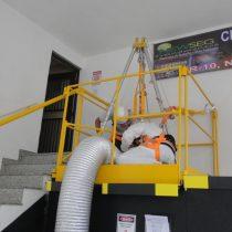 Treinamento de Capacitação e Supervisão em Espaços Confinado NR 33 20