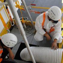 Treinamento de Capacitação e Supervisão em Espaços Confinado NR 33 22