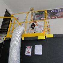 Treinamento de Capacitação e Supervisão em Espaços Confinado NR 33 24