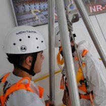 Treinamento de Capacitação e Supervisão em Espaços Confinado NR 33 25