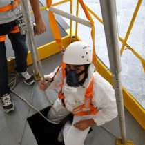 Treinamento de Capacitação e Supervisão em Espaços Confinado NR 33 26