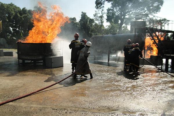 curso de bombeiro civil maúa