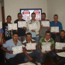 treinamentos in company 12