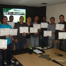 treinamentos in company 15