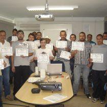 treinamentos in company 17