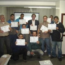 treinamentos in company 18