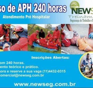 CURSO DE APH 240 HORAS